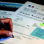 """signature de la charte Natura 2000 """"Dévoluy Durbon Charance Champsaur"""""""