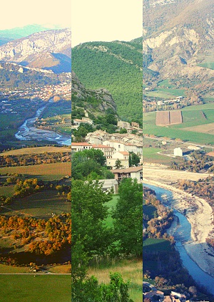 photo composite présentant Serres